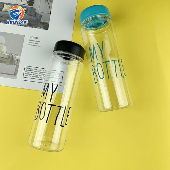 Hot Selling My Bottle Plastic 500ml as/Pet Plastic Water Bottles