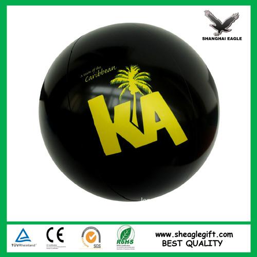 Popular Promotional Customized Rubber Beach Ball