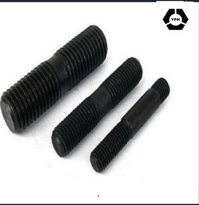 High Quality B7 Double Head Threaded Stud DIN939 for Black pictures & photos