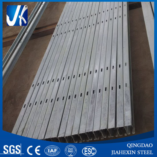 En Standard Galvanized Steel Channel Bar/Beam