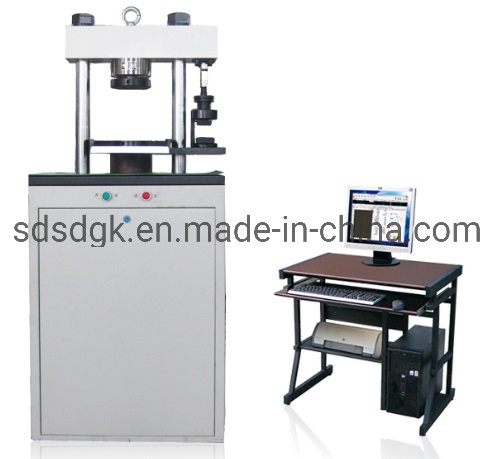 Yaw-300d (300kN) Full Automatic Electronic Cement Compression Testing/Test Instrument/ Equipment/ Machine pictures & photos