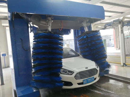 Automatic Rollover Car Washing Machine and High Pressure Car Washer
