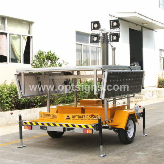 China Rechargeable Pneumatic Telescopic Mast Construction