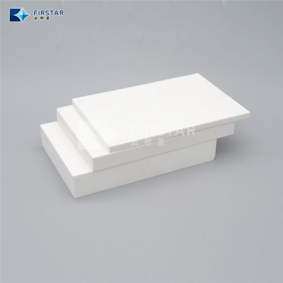 High Wear Resistant 92/95/T95/Zta Alumina Material Ceramic Lining Tile for Mining