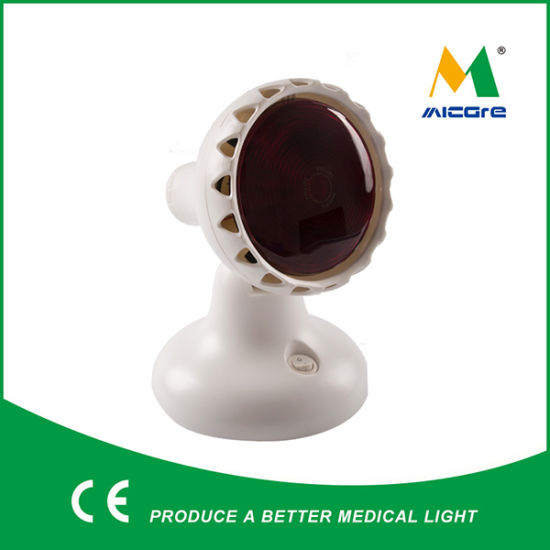 Micare 150W Heating Warmer Red Infrared Therapy Lamp