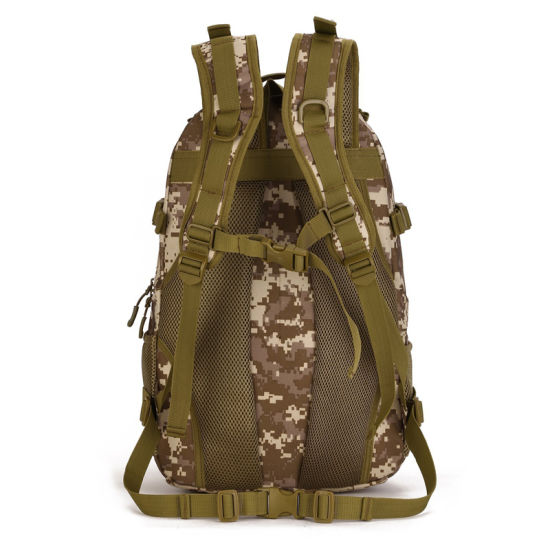 Large Waterproof Military Gear Rucksack Bag 40L Tactical Molle Assault Backpack pictures & photos