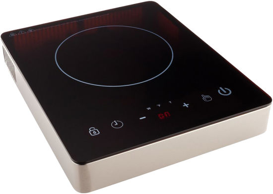 China 1800w Portable Induction Cooktop