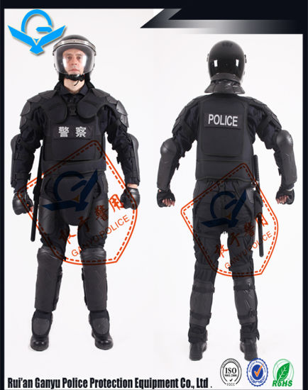 eec6cc567dec Professional Violence Proof Police Equipment  Fireproof Oxford Fabric Anti  Riot Suit pictures   photos