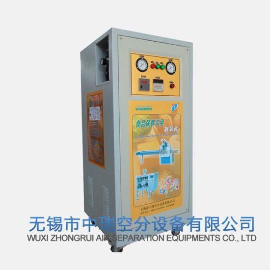 Mobile Nitrogen Generator Used for Food Storage