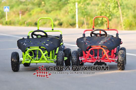 Manual Start Up Kids Racing Kart