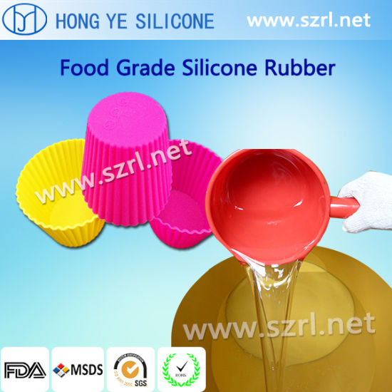 Addition Cure Type Liquid Silicone Rubber for Bread Mold