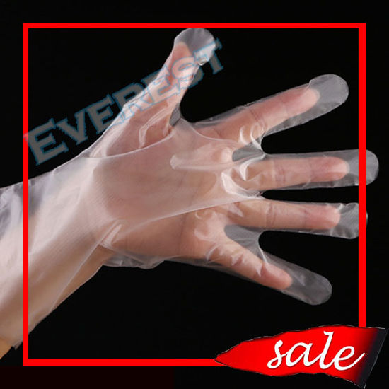 Disposable Cheap Cleaning LDPE Gloves