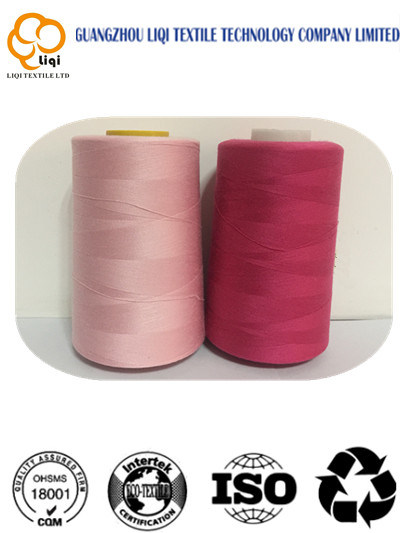 100 Spun Polyester Colors Sewing Thread pictures & photos