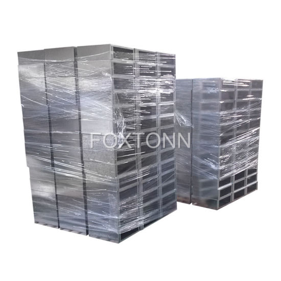 China Manufactured Sheet Metal Fabrication Metal Case pictures & photos