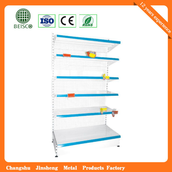 Commercial Pharmacy Shelf for Supermarket pictures & photos