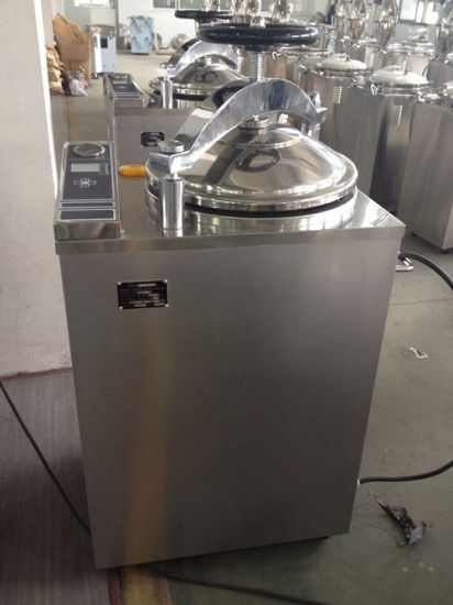 Thr-B35/50/75L-III Vertical Pressure Steam Sterilizer pictures & photos
