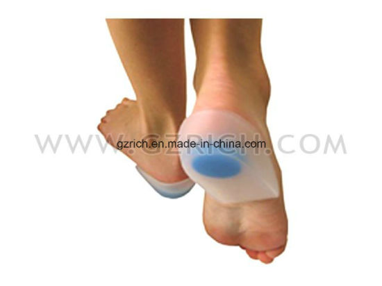 Silicone Gel Heel Spur Cushions pictures & photos