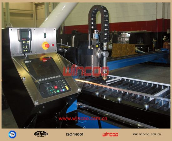 CNC Flame&Plasma Cutting Machine for Steel Plate Profiling pictures & photos