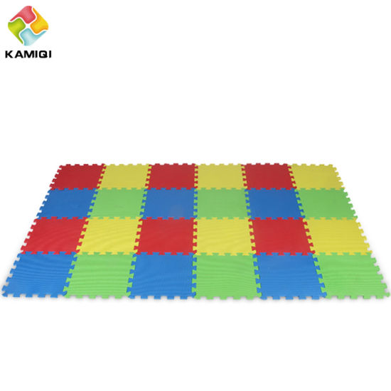 Eco-Friendly Gym EVA Baby Play Flooring Foam Mat pictures & photos
