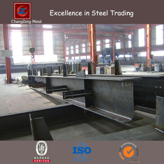 Steel Construction W18*76-158 H Iron Beam (CZ-H54) pictures & photos