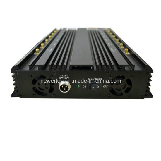 All Bands Mexico 4G 1700MHz Mobile Phone Jammer/GPS Jammer WiFi Jammer Lojack Jammer/RF Radio Signal Blocker pictures & photos