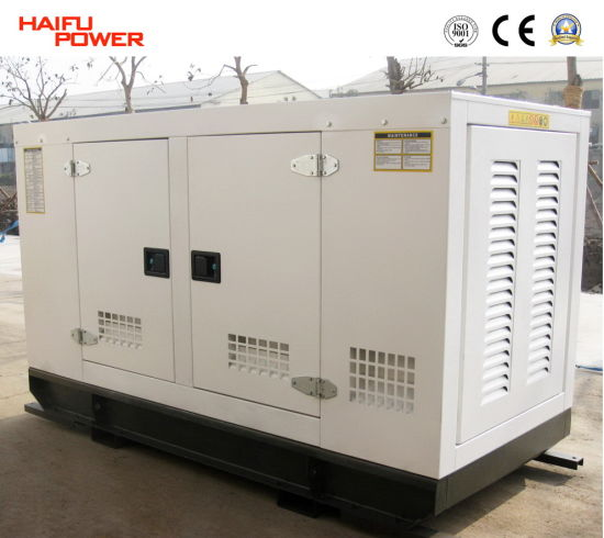 108kw Ce/ISO Silent Generator pictures & photos