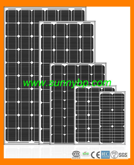Hot Sale Poly-Crystal Solar Panel for Home