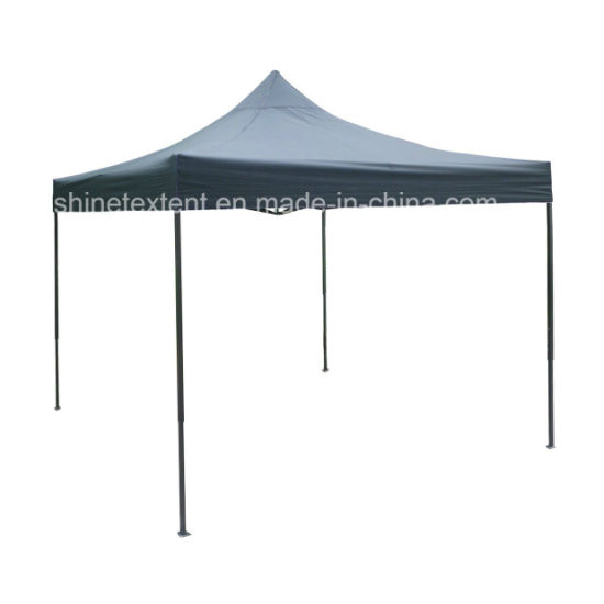 3X3m Grey Outdoor Steel Pop up Tent 10X10FT Gazebo pictures & photos
