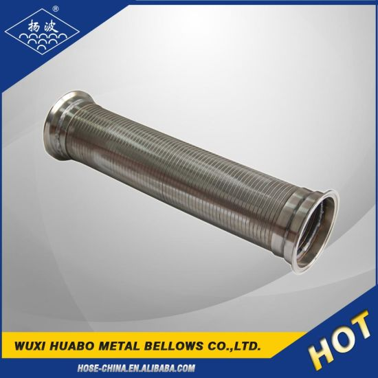 Stainless Steel Corrugated Flexible Annular Metal Hose