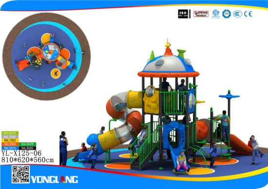 China Outdoor Toddler Games Play Equipment - China