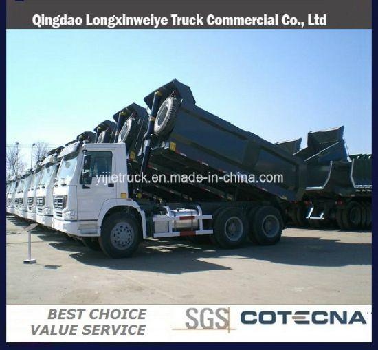 Hot Sale HOWO 6X4 Dump Truck