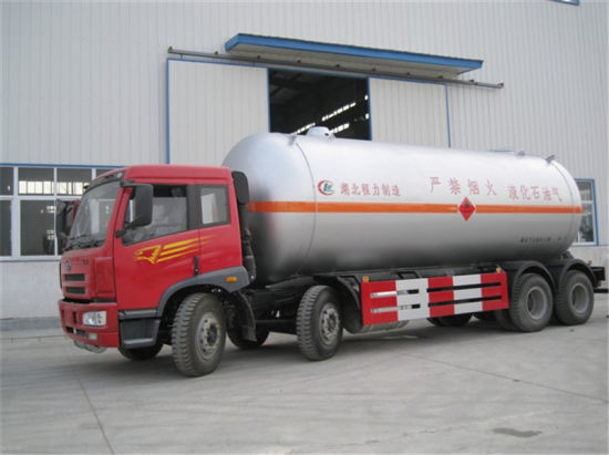 4 Alxes 56000liter LPG Car Tank Sales pictures & photos