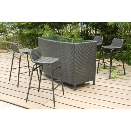 Rainproof Patio Furniture.China Water Proof Outdoor Outdoor Hotel Garden Patio Rattan Bar