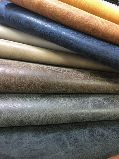 Pu Material Fabric Leather Cover