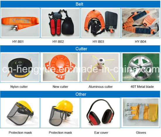 Hengyue Grass Cutter with High Quality pictures & photos