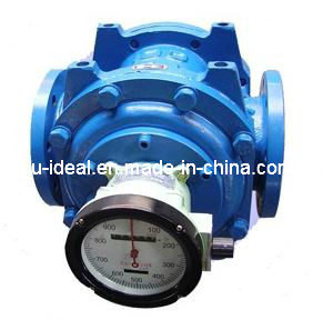 Oval Gear Double-Rotator Flow Meter pictures & photos