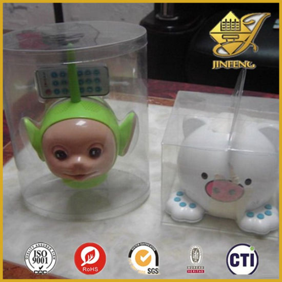 PVC Film for Plush Toys Packing pictures & photos