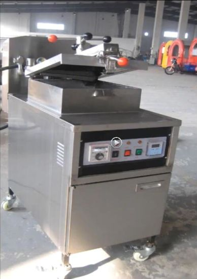 Best Price Gas Type Chicken Duck Pressure Fryer pictures & photos