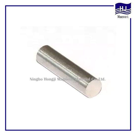Thin Cylinder Wafer Sintered AlNiCo Magnet