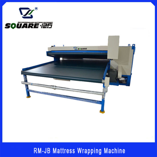 Foam/Sponge/Latex Mattress Compression and Roll Packing packaging Machine