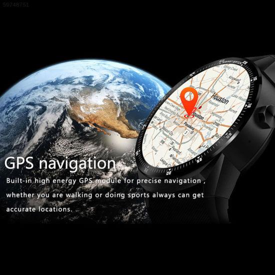 China Timethinker 3G Smart Watch Men WiFi GPS Smartwatch Android