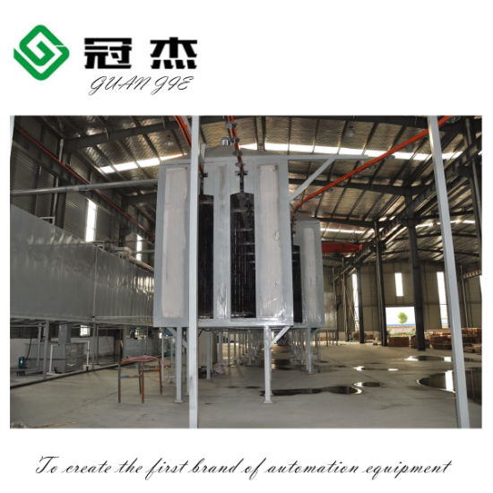 Factory Wholesale Price MDF Board Powder Coating Production Machine for Office Furniture