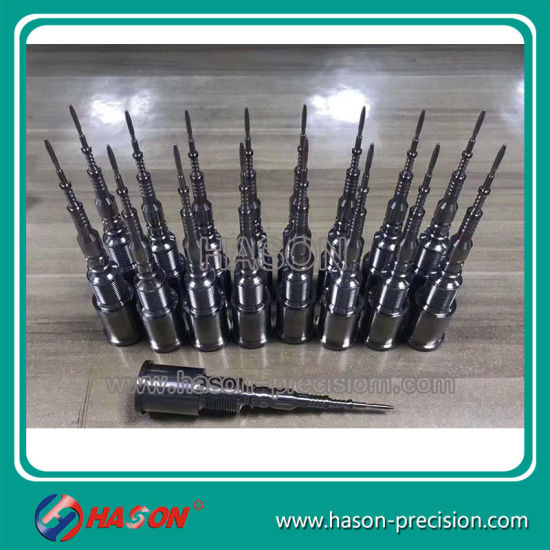 High Speed Steel/Carbon Steel/Tungsten Steel Pressing Die Components / Stamping Mold Parts High Quality CNC Machinery Punches Parts