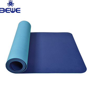 Manufacturer Yoga Factory Wholesale Customized Eco Friendly Anti-Fatigue Natural Rubber Yoya Mat