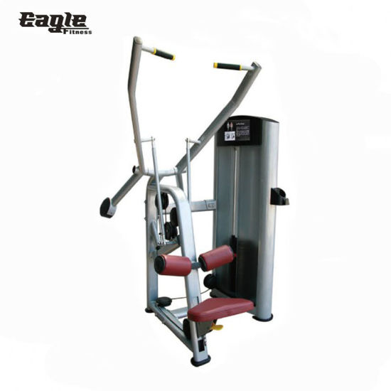 Sports Equipment Lat Pull Down Life Fitness Equipment Commercial Gym  Fitness Machine