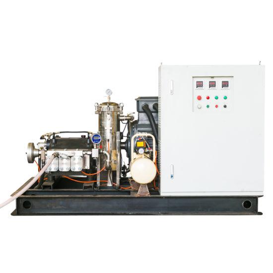 Wlq42/250 Ultra High Pressure Washer Machine