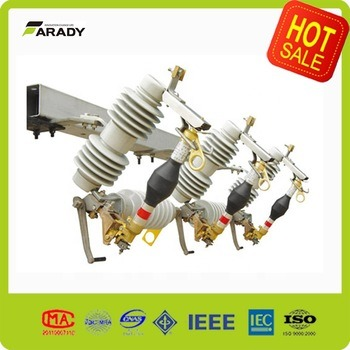 Electric 15kv/400A Outdoor Auto-Link Sectionalizer