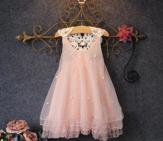Flower Girl Dress Girl Party Wear Western Dress
