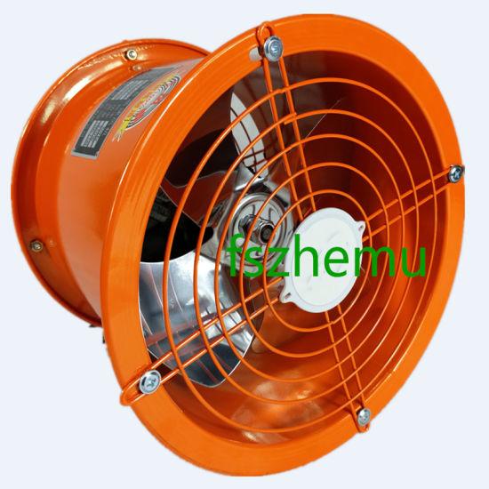 250W-1500W Industrial Electric Flow Exhaust AC Axial Fan