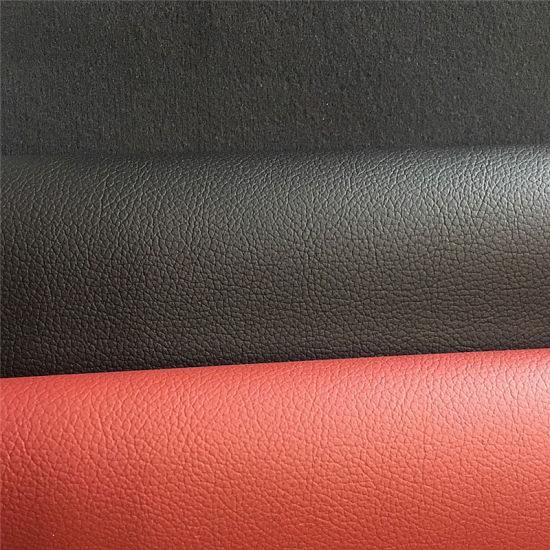 in Stock on Sale Premium Abrasive Resistante PVC Artificial Leather for Car Auto Seat Interior Furniture Sofa Office Chair Bag Suitcase